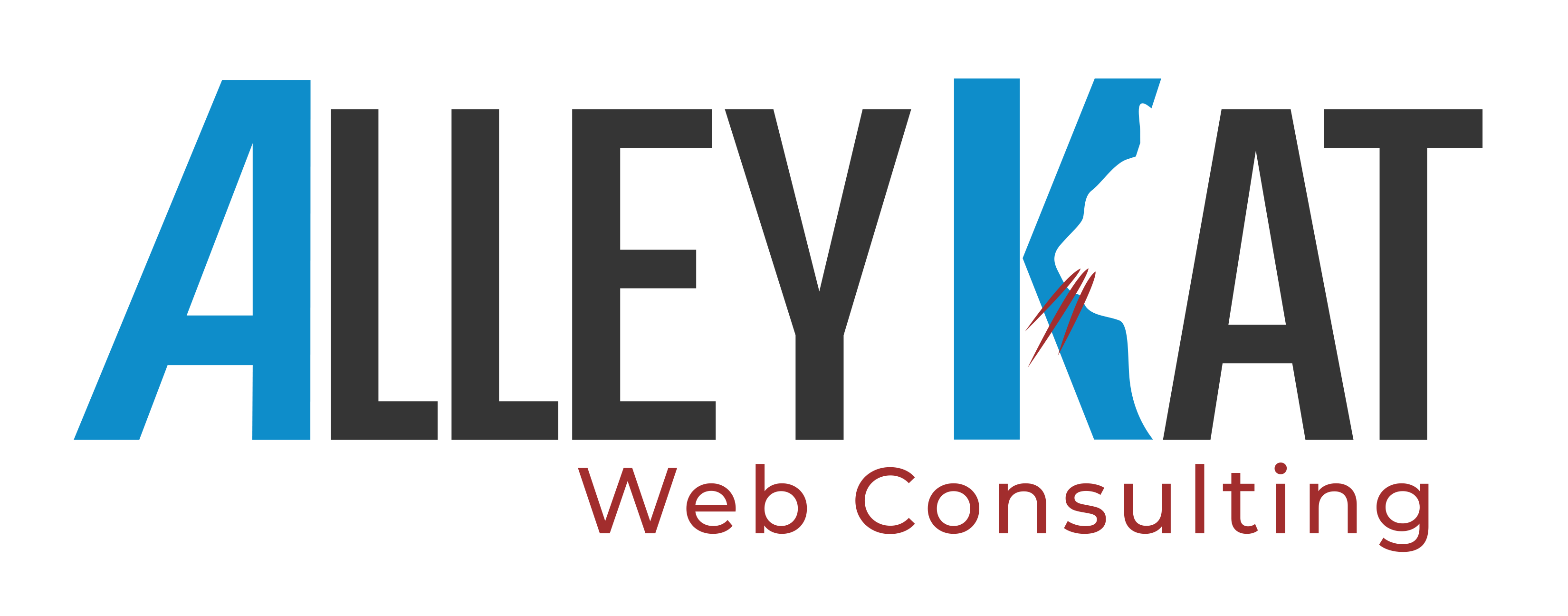Alley Kat Web Consulting Logo